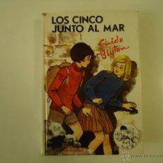 Libros de segunda mano: LOS CINCO JUNTO AL MAR. Lote 40689148