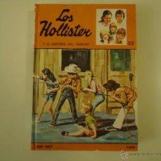 Libros de segunda mano: LOS HOLLISTER Y EL MISTERIO DEL RANCHO. Lote 40689175