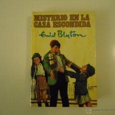 Libros de segunda mano: MISTERIO EN LA CASA ESCONDIDA. Lote 40695906