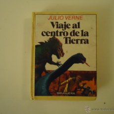 Libros de segunda mano: VIAJE AL CENTRO DE LA TIERRA. Lote 40997951