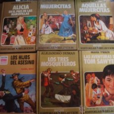 Libros de segunda mano: KARL MAY - LOS HIJOS DEL ASESINO - 1971 - BRUGUERA HISTORIAS SELECCION - 1ª EDICION -SIN USAR JAMAS. Lote 41029506