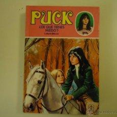 Libros de segunda mano: PUCK - DE QUE TIENES MIEDO. Lote 41102988