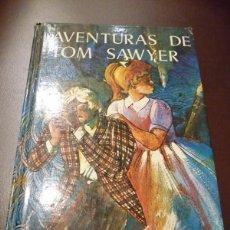 Libros de segunda mano: AVENTURAS DE TOM SAWYER - MARK TWAIN. Lote 41142463