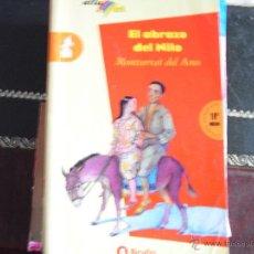 Libros de segunda mano: EL ABRAZO DEL NILO.MONTSERRAT DEL AMO. Lote 41633640