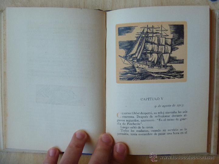 Libros de segunda mano: El piloto de Edouard Peisson Edición 1944 - Foto 2 - 42171976