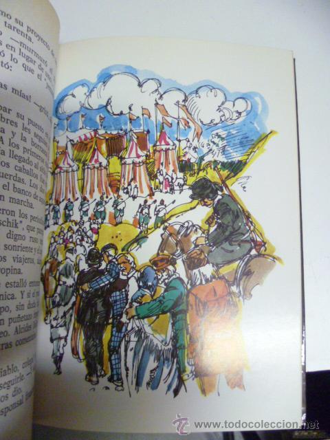Libros de segunda mano: JULIO VERNE - MIGUEL STROGOFF - (ilustraciones - ver fotos) - Foto 2 - 42467433
