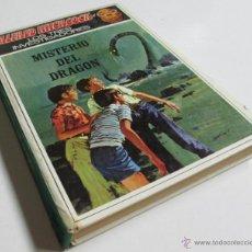 Libros de segunda mano: MISTERIO DEL DRAGON - ALFRED HITCHCOCK Y LOS TRES INVESTIGADORES - MOLINO 1971. Lote 42612965