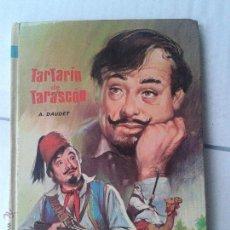 Libros de segunda mano: TARTARIN DE TARASCON DAUDET COLECCION AMABLE AÑO 1974. Lote 42749132
