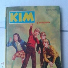 Libros de segunda mano: KIM Y COMPAÑIA HOLM TORAY AÑO 1974. Lote 42749141