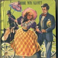Libros de segunda mano: LOUISE MAY ALCOTT : JUVENTUD (CADETE, 1959). Lote 194780638