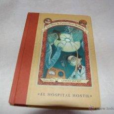 Libros de segunda mano: UNA SERIE DE CATASTRÓFICAS DESDICHAS. Lote 50343587