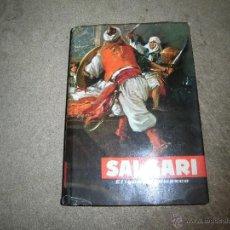 Libros de segunda mano: EL LEON DE DAMASCO EMILIO SALGARI Nº 19 EDITORIAL MOLINO 1956. Lote 43362109
