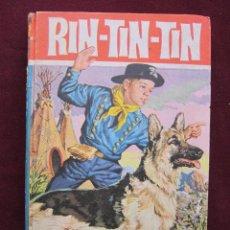 Libros de segunda mano: RIN-TIN-TIN. EL ASALTO AL RANCHO. COLEC. HEROES, 2. BRUGUERA 2ª ED. 1964. Lote 43412445