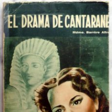 Libros de segunda mano: EL DRAMA DE CANTARANE- DE MME. BARRERE-AFFRE-. Lote 43663745