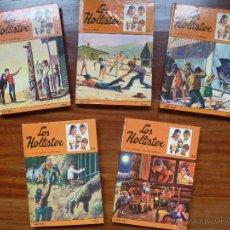 Libros de segunda mano: LOS HOLLISTER Nº 5, Nº10, Nº 21, Nº 24 Y Nº 33. Lote 44003237