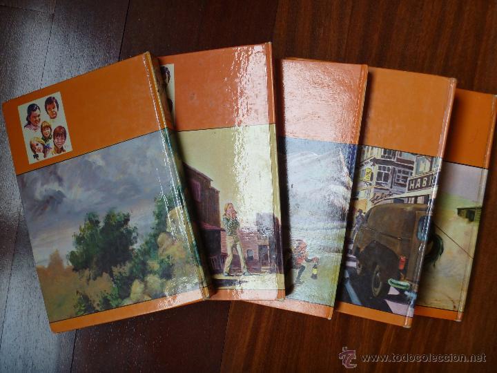 Libros de segunda mano: Los hollister nº 5, nº10, nº 21, nº 24 y nº 33 - Foto 6 - 44003237