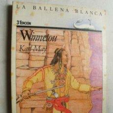 Libros de segunda mano: WINNETOU. MAY, KARL. 1990. Lote 44152592