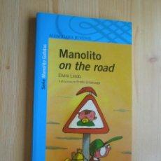 Libros de segunda mano - MANOLITO GAFOTAS - ELVIRA LINDO - 44205233