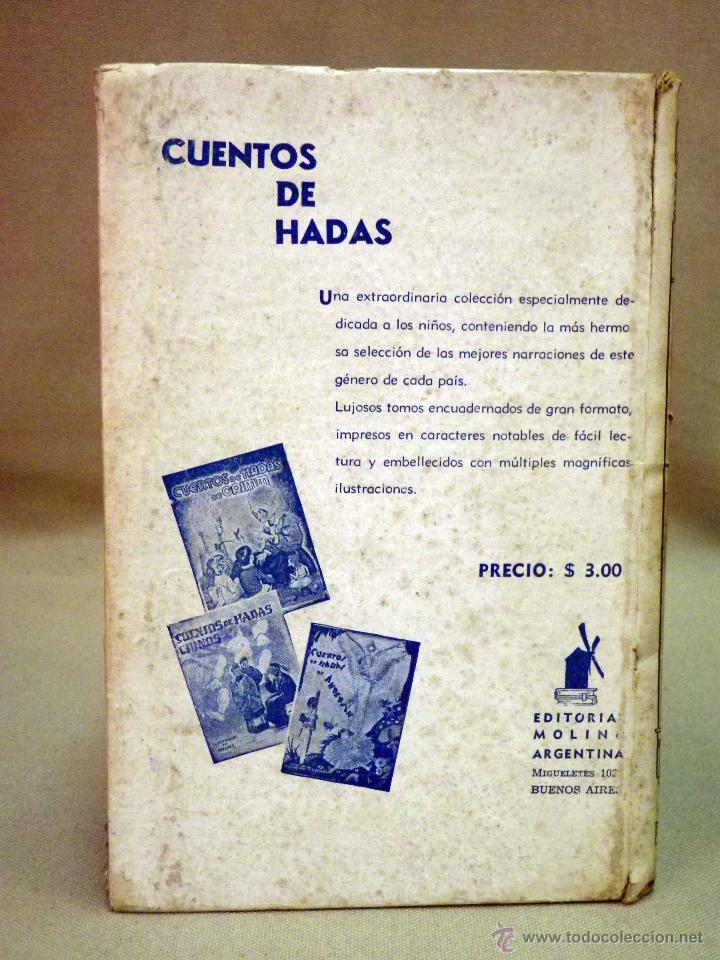 Libros de segunda mano: RARO LIBRO, COLECCION HISTORIA Y LEYENDA, Nº 16, GUILLERMO TELL, EDITORIAL MOLINO, 1941 - Foto 4 - 44696142