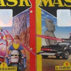 Libros de segunda mano: LOTE MASK DE KENETH HARPER. Lote 44705308