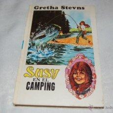 Libros de segunda mano: SUSY EN EL CAMPING. Lote 44870239