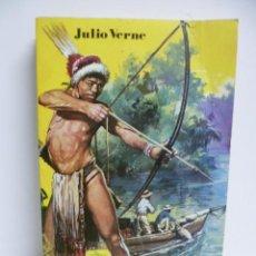 Libros de segunda mano: JULIO VERNE - ESCUELA DE ROBINSONES - . Lote 44915354