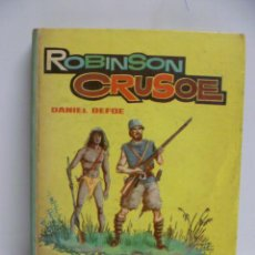 Libros de segunda mano: ROBINSON CRUSOE - DANIEL DEFOE . Lote 44924456