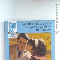 Libros de segunda mano: EL LAZO INVISIBLE, NÚM 24, SERGIO DUVAL, SELECCIÓN ORQUÍDEA, AMOR, BRUGUERA, 1983, NUEVO!!!. Lote 45203534