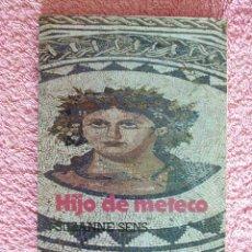 Libros de segunda mano: HIJO DE METECO EDICIONES SM 1986 SUZANNE SENS COLECCIÓN GRAN ANGULAR 66. Lote 45445420