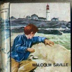Libros de segunda mano: MALCOLM SAVILLE : EL SALTAMONTES ESQUIVO (MOLINO, 1965). Lote 50991394