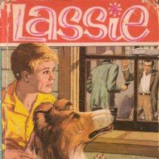 Libros de segunda mano: LASSIE: EL BOSQUE CANADIENSE - COLECCIÓN HÉROES - EDITORIAL BRUGUERA. Lote 45551471