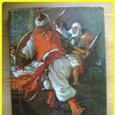 Libros de segunda mano: EMILIO SALGARI, 19 EL LEÓN DE DAMASCO. EDITORIAL MOLINO, 1956.. Lote 45608240