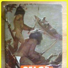 Libros de segunda mano: EMILIO SALGARI, 15 MORGAN. EDITORIAL MOLINO, 1956.. Lote 64920562