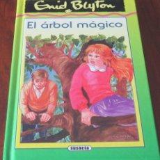 Libros de segunda mano - EL ARBOL MAGICO - ENID BLYTON - SUSAETA 1960 - TAPA DURA - COMO NUEVO - 72732354