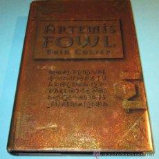 Libros de segunda mano: ARTEMIS FOWL - EOIN COLFER - 2005 - MONTENA. Lote 45693308