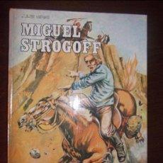 Libros de segunda mano: MIGUEL STROGOFF DE JULES VERNE. Lote 26824211