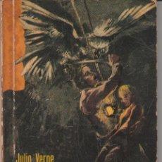 Libros de segunda mano: LIBRO Nº 34 LAS INDIAS NEGRAS JULIO VERNE. Lote 45856551