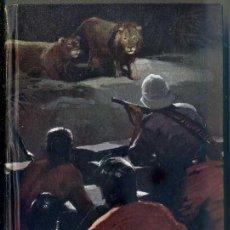 Libros de segunda mano: SALGARI : LOS MISTERIOS DE LA SELVA (MOLINO, 1956). Lote 45962284