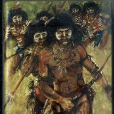 Libros de segunda mano: SALGARI : EL HOMBRE DE FUEGO (MOLINO, 1957). Lote 58105045
