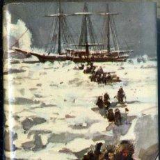 Libros de segunda mano: SALGARI : AL POLO AUSTRAL (MOLINO, 1955). Lote 52731056