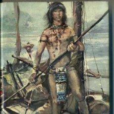 Libros de segunda mano: SALGARI : LA CIUDAD DEL ORO (MOLINO, 1961). Lote 45963304