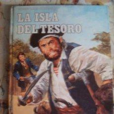 Libros de segunda mano: LA ISLA DEL TESORO - CLASICOS DE LA JUVENTUD ORTELLS - 1977 - SIN USAR DE KIOSKO. Lote 46081321