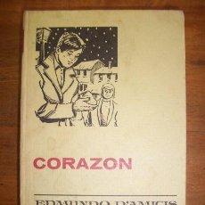Libros de segunda mano: AMICIS, EDMUNDO DE. CORAZÓN. Lote 46149971