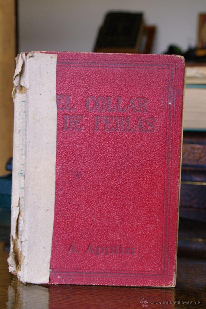 71dc3f7b316c libro el collar de perlas - Comprar Libros de novela infantil y ...