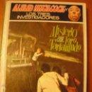 Libros de segunda mano: ALFRED HITCHCOCK Y LOS TRES INVESTIGADORES - Nº 2 - EL MISTERIO DEL LORO TARTAMUDO. Lote 46431112
