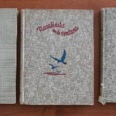 Libros de segunda mano: COLECCIÓN DE 5 NOVELAS PARA NIÑAS – PRIMERAS EDICIONES AÑOS 40 – EDICIONES HYMSA - FACIL LECTURA. Lote 46852996