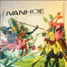 Libros de segunda mano: IVANHOE WALTER SCOTT SUSAETA 1973. Lote 46902665