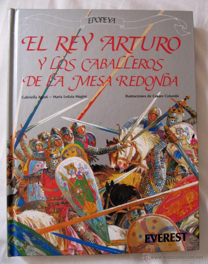 El Rey Arturo Y Los Caballeros De La Mesa Redon Vendido En Venta Directa 46921081