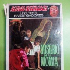 Libros de segunda mano: ALFRED HITCHCOCK Y LOS TRES INVESTIGADORES NÚMERO 3. Lote 47084800