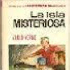 Libros de segunda mano: JULIO VERNE LA ISLA MISTERIOSA BRUGUERA COLECCION HISTORIAS SELECCION 1970. Lote 47328058